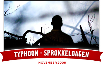Typhoon - Sprokkeldagen