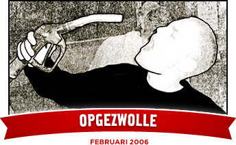 Opgezwolle